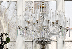 Dolmabahce Palace, Istanbul (ablogvoyage) Tags: istanbul palace chandelier dolmabahce dolmabahepalace dolmabahe turke bohemiancrystal baccaratcrystal