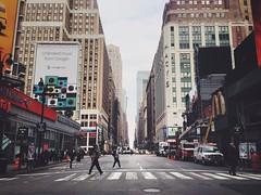(AnthonyTulliani) Tags: street city nyc newyork building architecture vsco vscocam