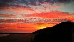 Light Show (RP Major) Tags: sunset clouds light cape paterson victoria coast shore sea red storms sunsetsandsunrises