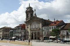 Guimaraes, Portugal, March 2017