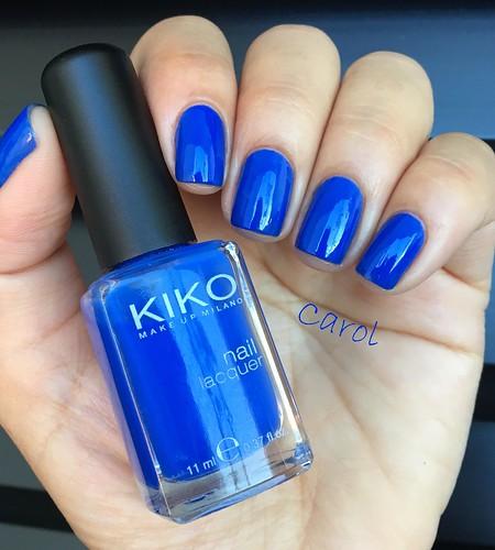 336 Electric Blue - Kiko
