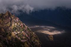 Zafferana etnea (kleptografy) Tags: zafferanaetnea sicilia italy it volcano valey light clouds landscape mountains totalphoto