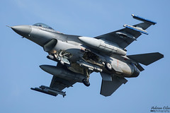 Netherlands Air Force --- General Dynamics F-16AM Fighting Falcon --- J-011 (Drinu C) Tags: adrianciliaphotography sony dsc rx10iii rx10 mk3 lwr ehlw plane aircraft aviation leeuwarden frisianflag military generaldynamics f16 f16am netherlandsairforce fighting falcon j011