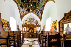 Holy Week (George Plakides - Off for a few days) Tags: easter agiosonoufrios church machairas monastery christians icons frescoes interior