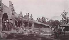 Tabanan, Bali - Kerajaan Tabanan. Puri Agung Tabanan Tahun 1906 saat dikuasai Belanda... (Sultanates and Kingdoms in Indonesia) Tags: tabanan