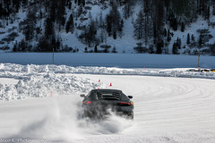 Drifting (Nico K. Photography) Tags: lamborghini huracán lp6104 snow drifting grey supercars nicokphotography italy livigno