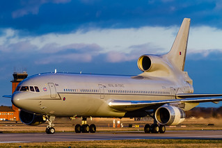 Royal Air Force Lockheed L-1011-385-3 TriStar C2 (ZE704)