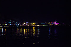 Manila Bay Night Cityscape Mall of Asia (WOW Philippines Travel Agency) Tags: bay ferriswheel filipino holiday images mallofasia manila manilacruise philippines pictures ricksaintjohn sunset sunsetdinnercruise