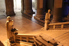 Palacio de Justicia (2) (Erasmusenflandes) Tags: erasmusbruselas palacio de justicia poelaert chapelle rue haute lepée colline capucins marolles contrastes bruselas bruxelles
