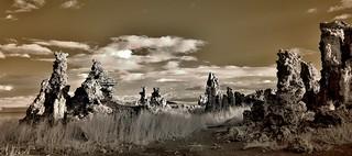 Mono Lake Panorama 3