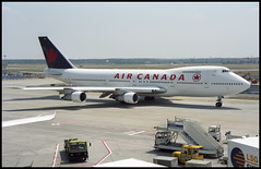 C-FTOD - Frankfurt am Main (FRA) 13.07.1994 (Jakob_DK) Tags: 1994 fra eddf boeing boeing747 747 b747 747100 jumbo jumbojet aca aircanada