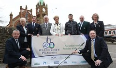 2017 Walled City Pro - Am Launch