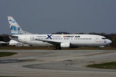 C-FFNM (First Air - Celebrity) (Steelhead 2010) Tags: firstair boeing b737 b737400 celebrity yhm creg cffnm