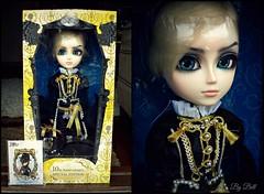 Box Moment!! (Battler) (♪Bell♫) Tags: taeyang albireo battler garth weiss doll
