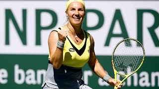 WTA PREMIER , INDIAN WELLS : KAROLINA PLISKOVA E SVETLANA KUZNETSOVA SI AFFRONTERANNO IN
