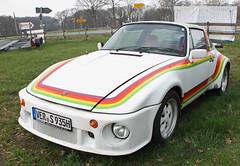 911 targa (Schwanzus_Longus) Tags: hurrel hude german germany old classic vintage car vehicle sport sports porsche 911 targa spotted spotting carspotting