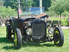 Jalopy pickup (novice09) Tags: htt ford modela pickup backtothefifties carshow ipiccy