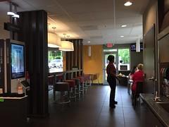 McDonald's interior (RetailByRyan95) Tags: mcdonalds interior williamsburg va virginia