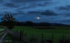 The moon (khan.Nirrep.Photo) Tags: moon paysage auvergne ciel sky longexposure beauté canon 6d 24105mm f4 flickrunitedaward
