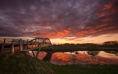 Blazing Bridge (Captain Nikon) Tags: sunset blazing fire bridge longhorsebridge shardlow sawley derbyshire rivertrent river reflections span moody epic stunning unitedkingdom england uk leicestershire nikond7000 sigma1020mm explored explore