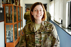 Meet your Army (704th Military Intelligence Brigade) Tags: 704thmibde boss electronrecon fortmeade army womeninuniform womenwhoserve womenshistorymonth