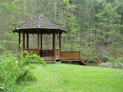 Boch Hollow State Nature Preserve (Dan Keck) Tags: hockingcounty hockinghills park woods forest trees shelter gazebo odnr naturalresources