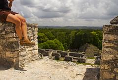 One Week... (Matt Champlin) Tags: weekend saturday adventure belize sigrun travel maya mayan pyramids caracol old ancient amazing jungle canon legs beautiful