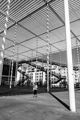 Stadsschouwburg Antwerpen (flokatiflocke) Tags: architecture bw blackandwhite antwerpen belgium archilove urban monument architekturfotografie