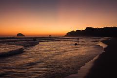 Mazunte Zipolite Beach sunset Mexico-2