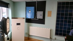 ReVision Energy's solar showroom
