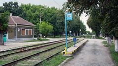 Staţia de tramvai (Tim Boric) Tags: oradea piaţaghioceilor tramhalte tram stop strassenbahn haltestele tramway arrêt staţiadetramvai otl