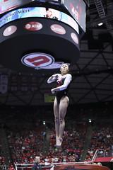 gymnastics001 (Ayers Photo) Tags: sports canon utahutes utah utes red redrocks gymnastics barefoot bare foot feet toes toe barefeet woman women