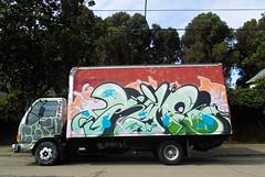 (gordon gekkoh) Tags: rime msk kcw oakland graffiti truck