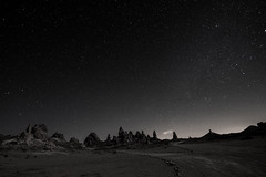 Trona Pinnacles (11 of 10) (Scott Allen Photography) Tags: trona pinnacles desert night shot long exposure nikon