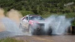 João Rato & Vítor Hugo (P.J.V Martins Photography) Tags: vangestjh12 todooterreno car allroad racingdriver racing terrain allterrain rally rali outdoors portugal loulé 4x4 4wd carro vehicle wet water