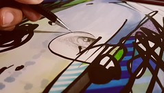 #eye #eyeforaneye #wip #illustration #illustrations #artwork #atwork #friday #fridaynight #night #working #drawing #pencil #pencils #acrylic #acrylics #paper #studio #art #part1and2 (agusisonline) Tags: fridaynight part1and2 illustration eyeforaneye atwork friday studio night wip paper pencil artwork drawing working art acrylics acrylic illustrations eye pencils