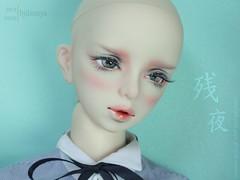 Volks Pearl (goyo_) Tags: bjd abjd bjdfaceup bjdmakeup volksdoll volks pearl
