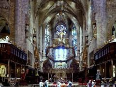 Mallorca '15 - Palma - 03 - Kathedrale 22 (Stappi70) Tags: urlaub spanien palmademallorca palma mallorca laseu kirche kathedrale e