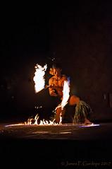 Fire Knife (Siva Afi) Dancer (Zeta_Ori) Tags: maui hawaii wailea grandwaileahotel grandwailea grandwailearesort luau fire polynesia polynesiandance sivaafi