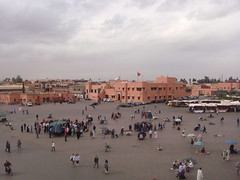 Jamaa el Fna (Rckr88) Tags: jamaa el fna jamaaelfna marrakech morocco northafrica africa travel travelling city cities square citysquare people crowd crowds ancient