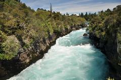 Huka Falls, Taupo (Lim SK) Tags: huka falls taupo waikato river