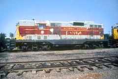 ACR GP7 168 (Chuck Zeiler) Tags: ac acr algoma central railway railroad chuck zeiler chz