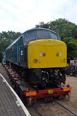 45041 cc NVR Wansford 131016 D Wetherall (MrDeltic15) Tags: class45 45041 allelys heavyhaulage nenevalleyrailway wansford nvr