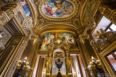 20170419_palais_garnier_opera_paris_66m85 (isogood) Tags: palaisgarnier garnier opera paris france architecture roofs paintings baroque barocco frescoes interiors decor luxury