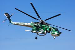 Corpo Forestale dello Stato Sikorsky S64F (Mario Alberto Ravasio) Tags: corpo forestale dello stato sikorsky s64f