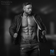 Cameron Coid NFM (TerryGeorge.) Tags: natural fitness models abs sixpack 6pack workout toned athletic muscle shirtless terry george teamm8 nfm