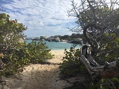 Devil's Bay - BVI (verplanck) Tags: sa stones caribbean bvi