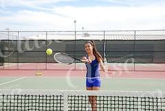 Anna Paula, numero uno en tennis