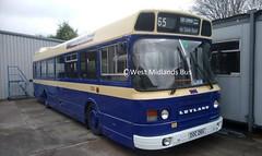 1026 DOC 26V (WMT2944) Tags: 1026 doc 26v leyland national mk2 wmpte west midlands travel