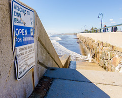 "It's nautical at the beach (Kristin ""Shoe"" Shoemaker) Tags: ocean atlantic lynn salem beach waves water massachusetts landscape"